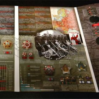 70 лет Победы в ВОВ 1941-1945 гг