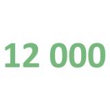Бонус при заказе от 12000 рублей