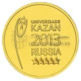 2013 Универсиада (эмблема)