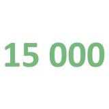Бонус при заказе от 15000 рублей