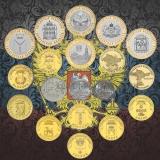 Набор монет 2014 года выпуска
